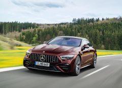Malý update pre Mercedes-AMG GT 4-dverové Coupé